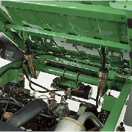 John Deere Hpx Gator Power Cargo Lift Kit Bm23993