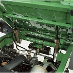 John Deere HPX Gator Power Cargo Lift Kit - BM25188
