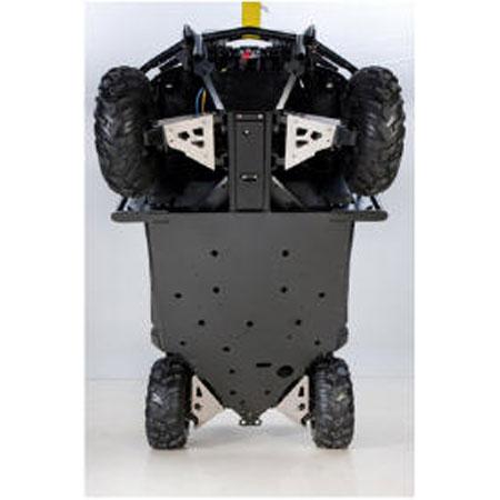 sc 1 st  GreenPartStore & John Deere Full Underbody Skid Plate Kit - BM24095