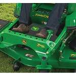 John Deere Rubber Floor Mat - LP1400