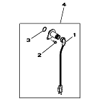 John Deere Engine Block Heater - RE527545