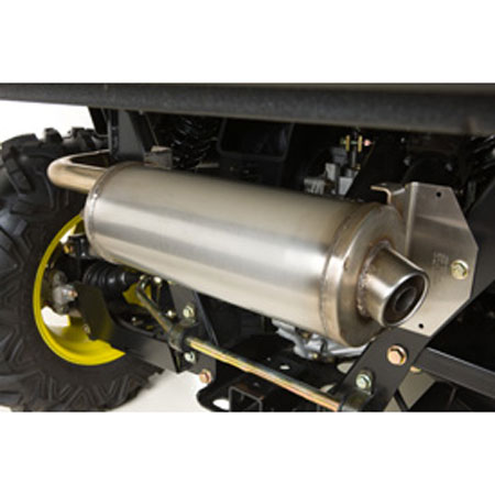 John Deere High Performance Slip On Exhaust Bm22916