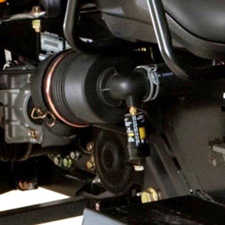 John Deere Air Cleaner Relocation Kit Bm25652