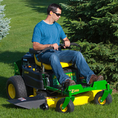 John Deere Gifts >> John Deere The Edge Cutting System 48-inch Mower Deck ...