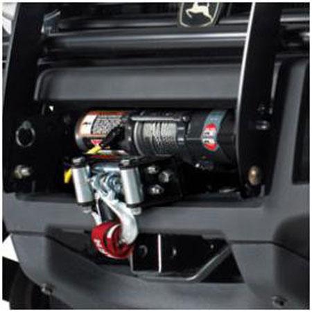 John Deere Gator Accessories >> John Deere Winch Bumper Mount Kit - BM26742