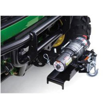 John Deere Gator Parts >> John Deere 3500-lb Winch Receiver Mount Kit - BM24467