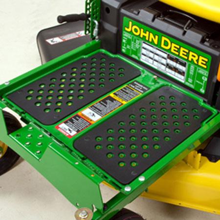 John Deere Traction Mat Kit Bm24486