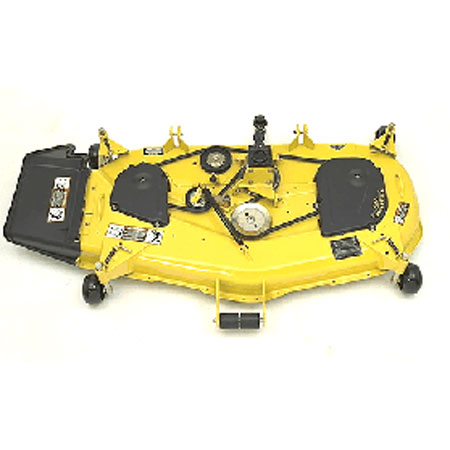 John Deere Complete 54c 54x Shaft Driven Mower Deck