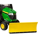 John Deere 48-inch Front Blade for 2016 and Later X500 Tractors - 6006M