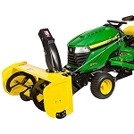 John Deere 47-inch Snow Blower for 2016 and later X500 Series Multi-Terrain Tractors - BM25213