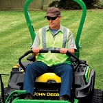 John Deere 3-Way Adjustable Suspension Seat - BTC10908