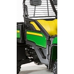 John Deere Green Half Door Panel Kit - BM24998