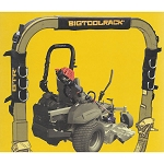 Big Tool Rack ROPS Rack Pack - BTR-RRP-S - Small