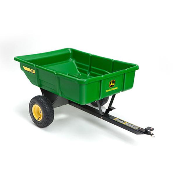 John Deere 7p Poly Dump Cart Lp21935