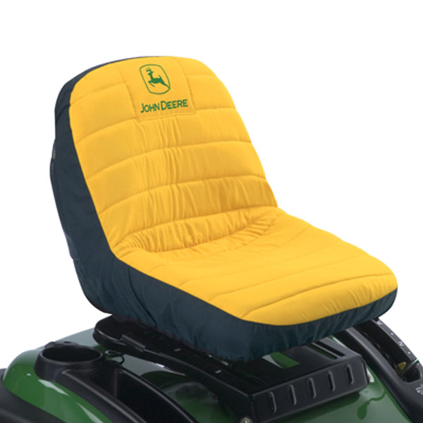 John Deere Riding Mower 11-inch Seat Cover (Small) - LP22704