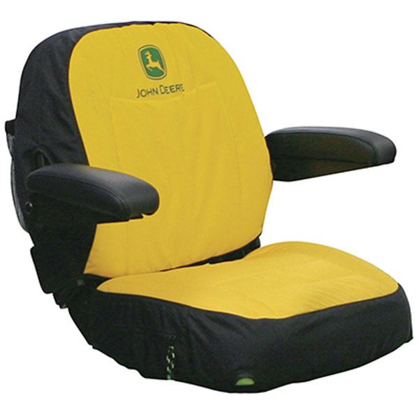 john deere x700 signature series seat cover lp47913. Black Bedroom Furniture Sets. Home Design Ideas