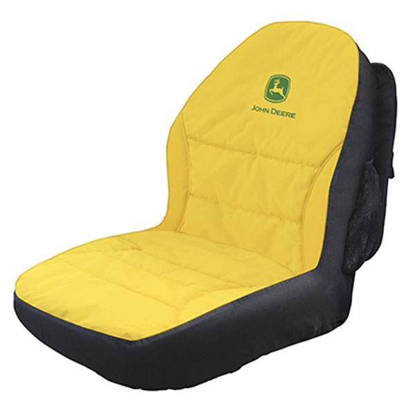 John Deere Heavy-Duty XUV Seat Cover - Yellow - LP48865