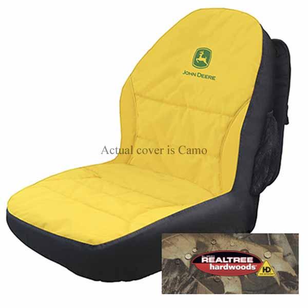 John Deere Heavy Duty Xuv Seat Cover Camo Lp48866