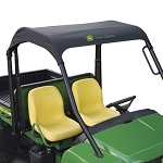 John Deere Gator OPS Soft Roof - Black - LP93127