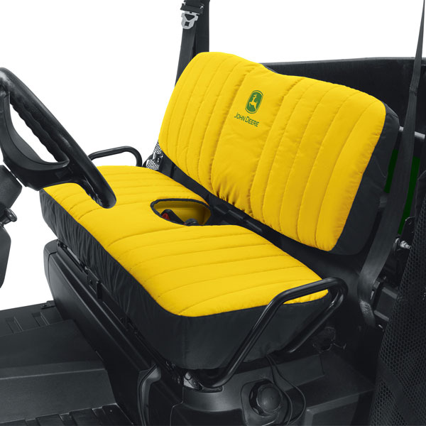 John Deere Seat Covers For Trucks : John deere seat cover velcromag