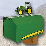 John Deere 8000 Series Tractor Heavy-Duty Estate Mailbox - DGEMBJD8000