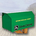 John Deere Nothing Runs Like a Deere Heavy-Duty Estate Mailbox - DGEMBJDRUNS