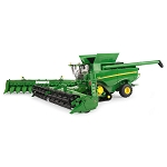 John Deere 1:32 scale Prestige Collection S780 Tracked Combine - 45674