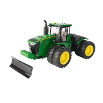 John Deere 1:16 Scale Big Farm 9620R Tractor with Front Blade - 46794