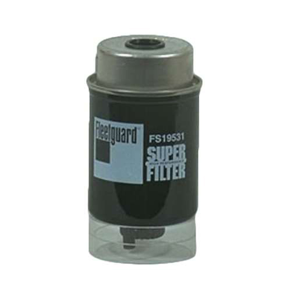Fuel Water Separator Filter >> Fleetguard Fuel Water Separator Filter Fs19531