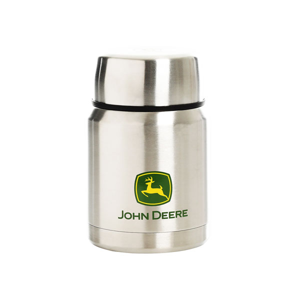 John Deere 12.5 Ounce Thermal Soup Jug with Lid - LP72996