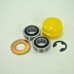 John Deere Front Wheel Bearing Repair Kit - AM127304KIT2