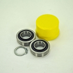 John Deere Front Wheel Bearing Repair Kit - AM127304KIT3