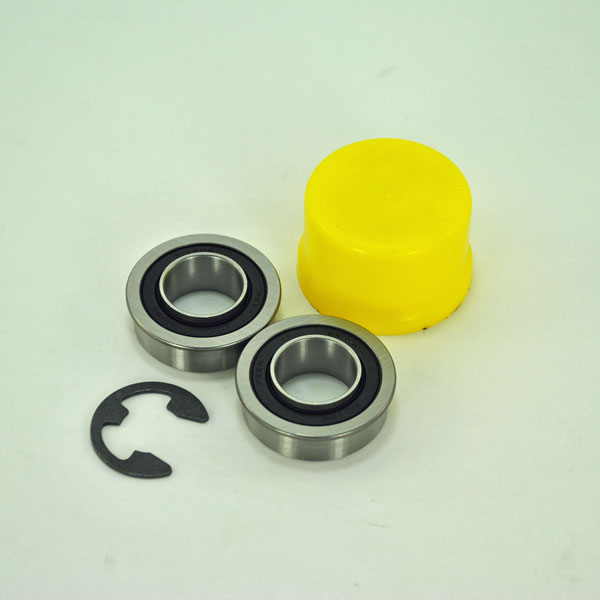 John Deere Wheel Hub : John deere front wheel bearing repair kit am