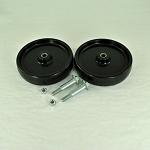 John Deere 2-piece 6-inch Gauge Wheel Kit - AM32639-KIT