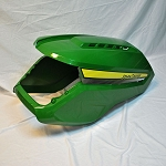 John Deere Hood Replacement Kit - X500HOODKIT