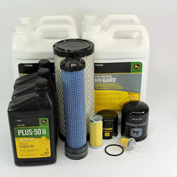 John Deere 1025R 200-Hour Maintenance Kit - 1025R200-MAINT