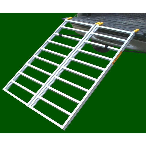 LoadLite Bi-Fold Heavy Duty Loading Ramp - LL46717