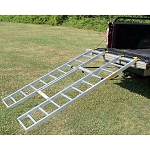 Load-Lite Tri-Fold Adjustable Heavy Duty Loading Ramp - LL60847R