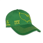 John Deere Green Farm USA Cap - LP75990