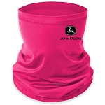 John Deere Hot Pink Neck Gaiter - LP76319