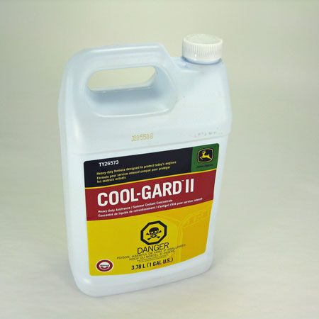 John Deere Cool Gard Ii Concentrate Coolant Gallon Ty26573