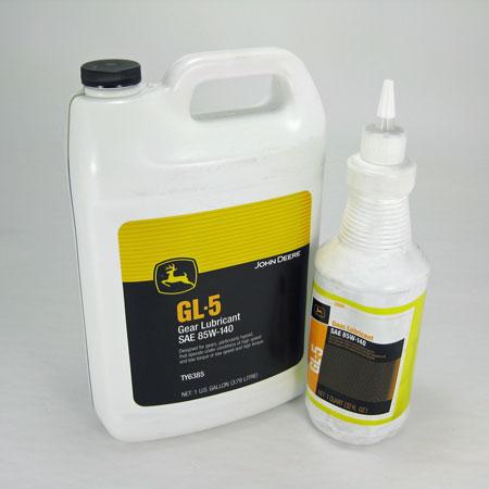 John Deere Gl 5 Gear Lubricant 85w140 Quart Gallon