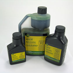 John Deere Premium Semi Synthetic 2 Cycle Engine Oil Up08138