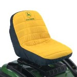 John Deere Gator & Riding Mower Seat Cover (Large) - LP92334