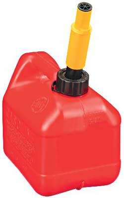John Deere One Plus Gallon Gasoline Can (CARB approved) - TY26262