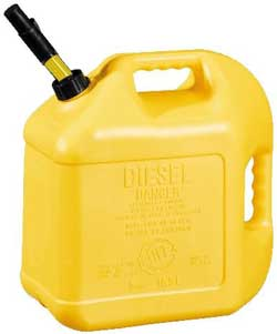 John Deere Five Gallon Diesel Can (CARB approved) - TY26266