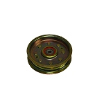 John Deere Flat Idler Pulley - AM121238