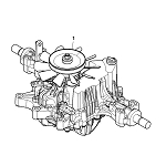 John Deere Transmission Assembly - AUC11258