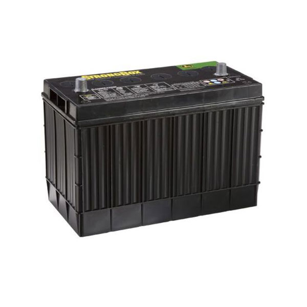 John Deere Dry Charge Battery - 12 Volt - BCI 31 - CCA 750 - TY25803 - Sulfuric Acid NOT Included