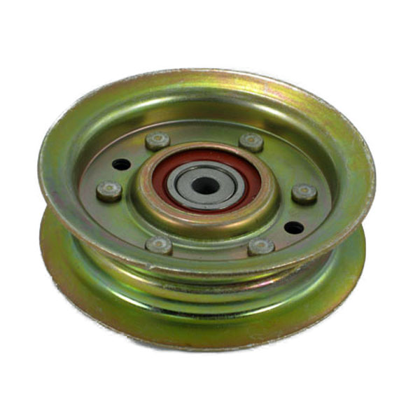 John Deere Flat Idler Pulley - AM124346